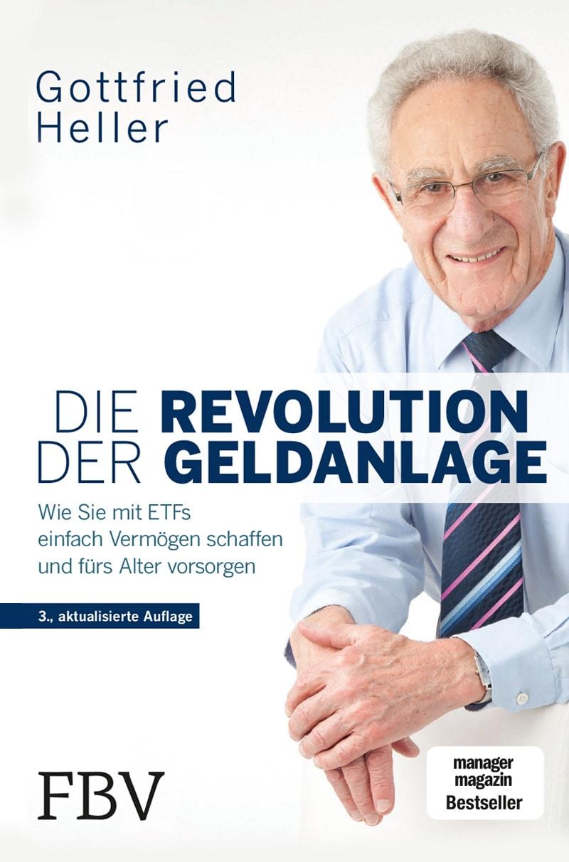 Cover von Gottfried Hellers Buch Die Revolution der Geldanlage