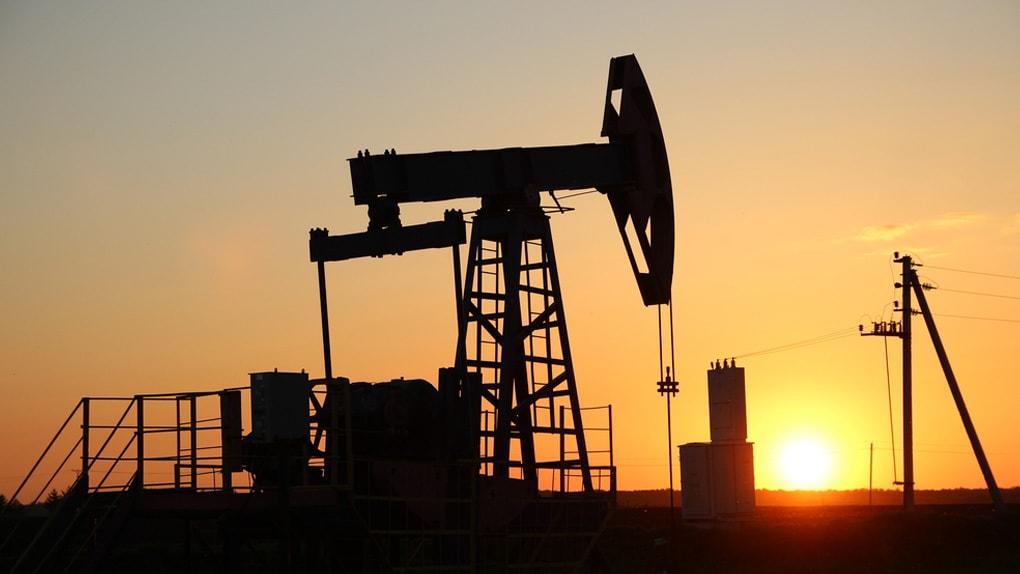 Ölpumpe in den USA
