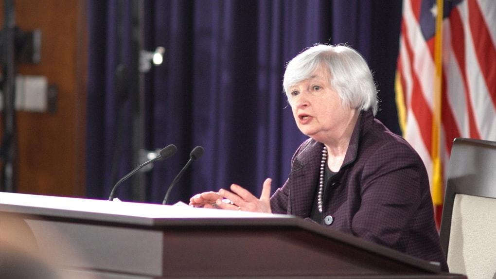 Janet Yellen ist die amerikanische Notenbankchefin